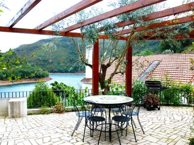 Photo for Riverside - Lovely house in amazing location with views over the river