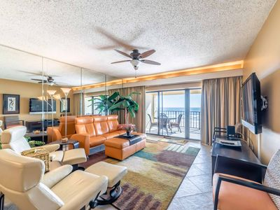 Photo for Spacious Condo in Perdido Key ~Full View of the Gulf of Mexico ~Private Balcony