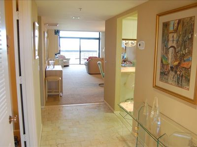 Photo for Luxurious 2 BR/2 BA Penthouse Condo with Spectacular Views.