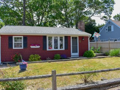 Photo for 18 Myrtle-Adorable two bedroom cottage less than a half mile to Sea Street beach