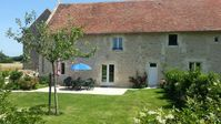 Beautful stone property with everything you need to hand. Private garden, great views.