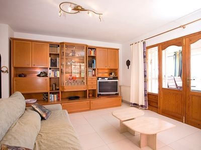 Photo for Apartment 838 m from the center of Calp with Parking, Internet, Washing machine, Pool (90521)