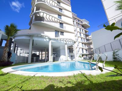 Photo for 1BR Apartment Vacation Rental in Calpe/Calp