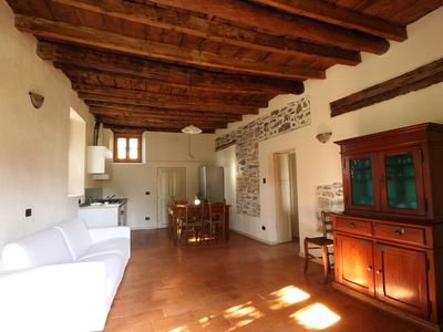 Photo for COUNTRY HOUSE with basement on the hills of Cernobbio