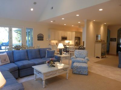 Photo for Beautiful 4 BR/4.5 BA Home with Pool/Spa in Palmetto Dunes