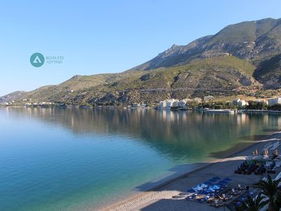 Photo for Relaxation! Apartment one minute from the beach and twelve minutes walk from the SPA