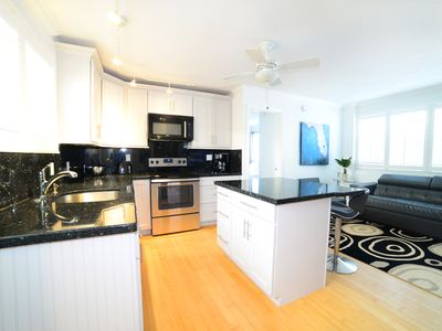 Photo for Modern Apartment Just 300 Feet From Hollywood Beach