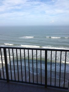 Look how close ocean is to your private balcony!