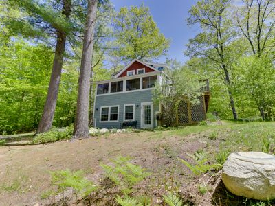 Photo for NEW LISTING! Cozy cottage w/deck, grill, & outdoor firepit - near town & slopes