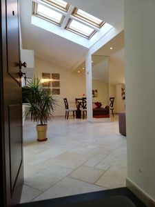 Photo for Penthouse estate - central - very cozy, quiet, bright,