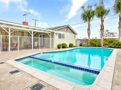Photo for 5 Bedrooms**Pool**+ WiFi+Game Room!**Summer Sale!**