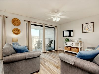 Photo for Completely UPDATED in 2019/2020! 2BR, 2 Bath Oceanview condo!