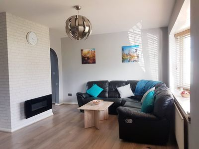 Photo for NEW Fantastic 2BD House Newcastle Tyne And Wear - Two Bedroom House, Sleeps 4