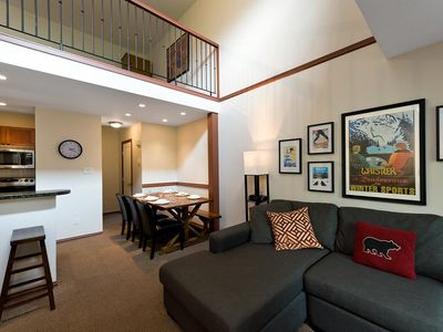 Photo for 51 Glaciers Reach this 2br home has a hot tub & pool in Whistler Village