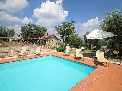 Photo for Apartment Podere Schioppello  in Piegaro, Trasimeno Lake - 3 persons, 1 bedroom