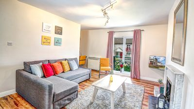 Photo for Top location in the heart of Galway City. Parking included. Sleeps 6.