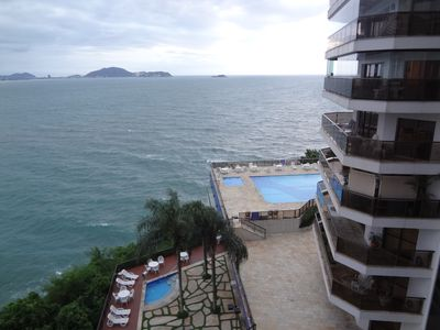 Photo for GUARUJA ASTURIAS, BEAUTIFUL APARTMENT, WONDERFUL CINEMATOGRAPHIC VIEW