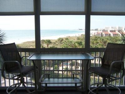 Photo for Enjoy your next vacation with sweeping views of the best beach in America!