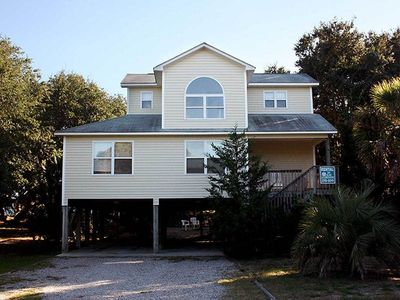 Photo for Atlantic Delight: 3 Bed/3 Bath Home with Covered Porch, Short Walk to Beach
