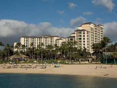 Photo for Marriott Ko'Olina Beach Club Mountain View One Bedroom Villa! Book Now!
