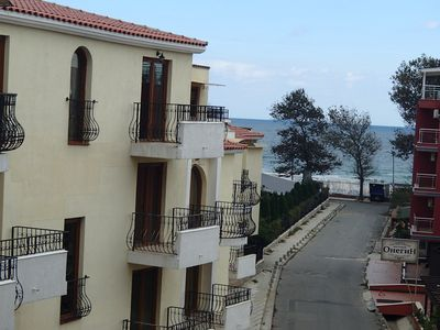 Photo for 1-bedroom apartment with seaview near the beach in Sozopol, Bulgaria