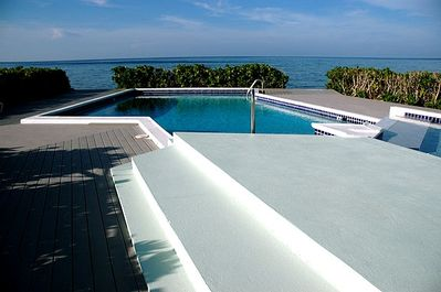 The Pool and Ocean right out your backdoor