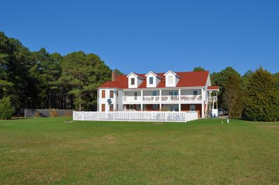 A beautiful Place for family vacations, reunions and retreats