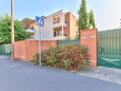 Photo for Apartment of 49m² with parking and terrace
