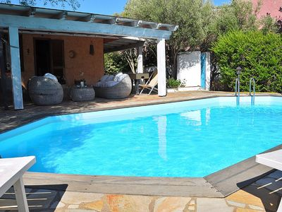 Photo for In the heart of Pittulongo with large outdoor area - Villa Fabry
