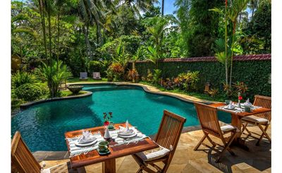 Photo for 6 BR Villa with Pool & Garden View - Breakfast close to Ubud shopping center
