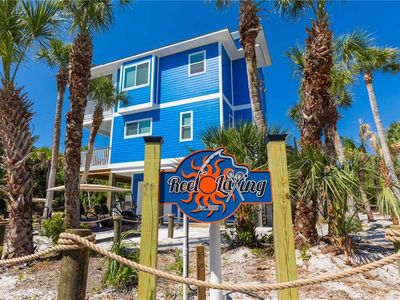 Photo for Newly Built2018 -4 Bedroom 3 FullBathrooms and 2 half Home Beachviews with Private Heated Pool