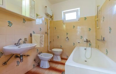 Photo for Apartment 82 m from the center of Novi Vinodolski with Internet, Air conditioning, Parking, Terrace (330502)