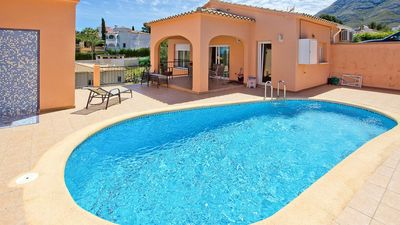 Photo for 3BR Villa Vacation Rental in Denia