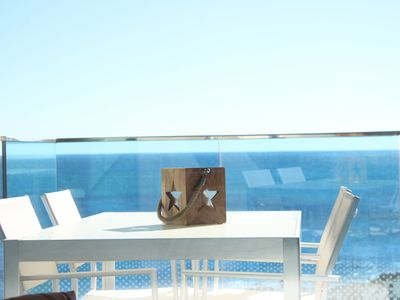 Photo for Luxury home for rent, accomodation on the sea line