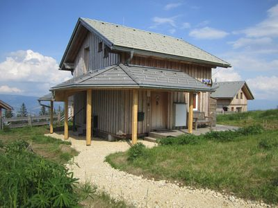 Photo for Romantic, Practical Alm (Ski-in / out) Chalet Klippitznest (WiFi) - (6 pers.)