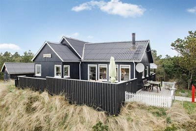 Photo for 4 bedroom accommodation in Vejers Strand