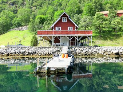 Photo for Vacation home Tor (FJS607) in Arnafjord - 8 persons, 4 bedrooms