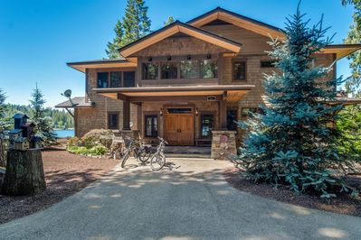 Blue Heron - Estate, Waterfront Home with Guest House in Hope, Idaho