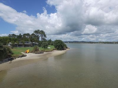 Photo for Magical holiday home on the Estuary