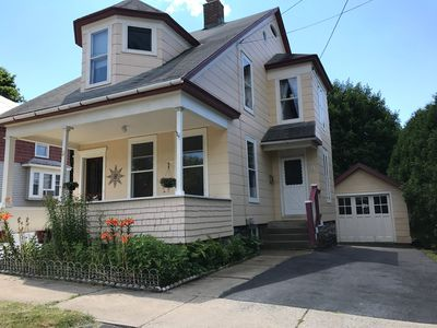 Photo for Erie Canal Bike Path-Historical Vacation Home