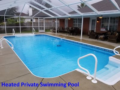 Photo for Spacious 3000 sf Luxury Pool Home near Perdido Key Beach