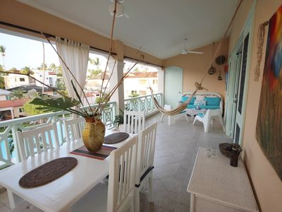 Photo for 3BR Apartment Vacation Rental in Las Terrenas, Samaná Province