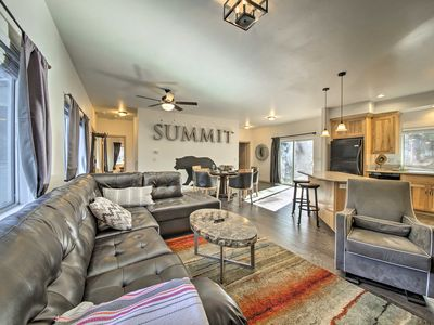 Photo for Newly Renovated Running Springs Mountain Retreat!