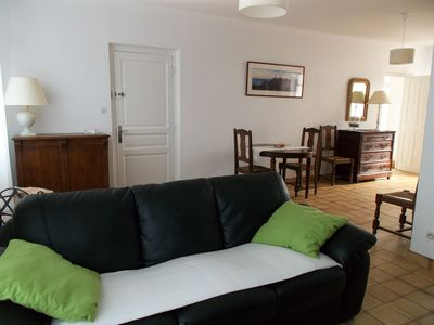 Photo for Comfortable spacious apartment Trégastel beaches