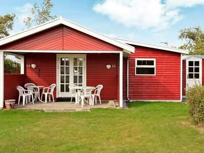 Photo for Cozy Holiday Home in Otterup Denmark with Terrace