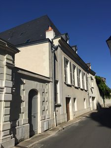 Photo for Luxury apartment in the old quarter of Amboise close to Château and restaurants