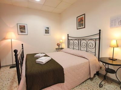 Photo for Cozy apartment in the very heart of the ancient Rome: 50 meters from the Pantheon! Free wi-fi