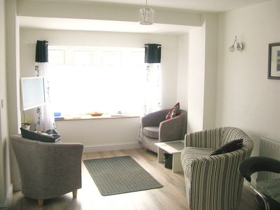 Photo for Luxurious apartment in the heart of Crantock, just 5 mins walk from sandy beach