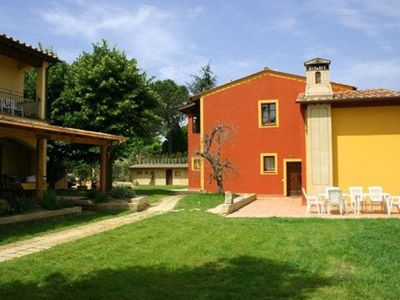 Photo for 1BR Apartment Vacation Rental in Lari, Toscana