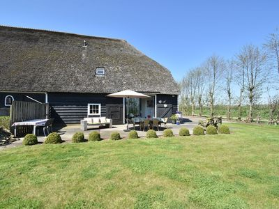 Photo for Sun-kissed Farmhouse in Veerse Meer-Kamperland with Terrace